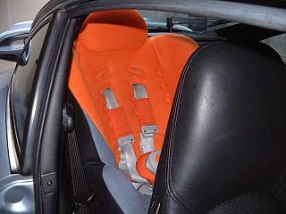 Porsche-チャイルドシート