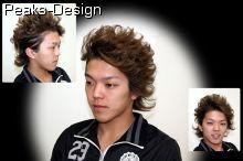 成人式の髪型メンズ